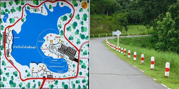 Map & Road