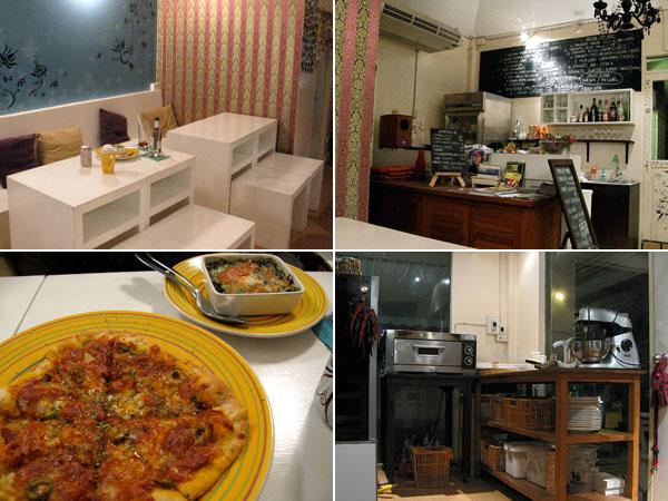 8inch Pizza on Huay Kaew Road