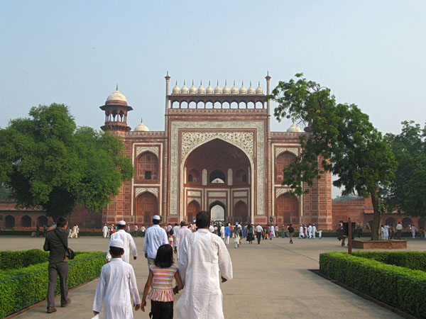 South Gate of Taj Mahal