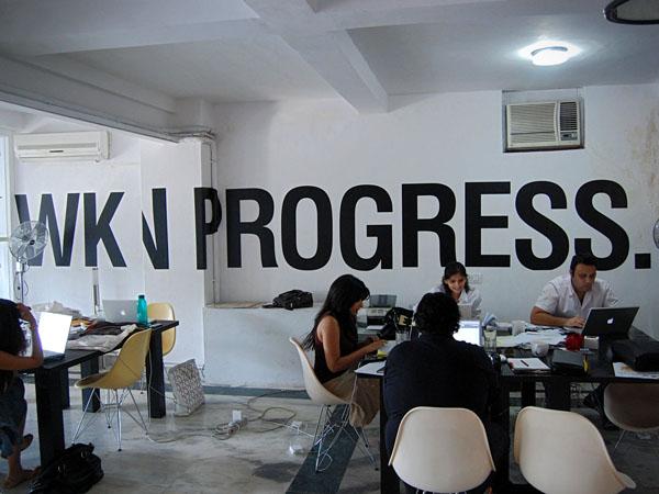 Delhi, W+K Studio