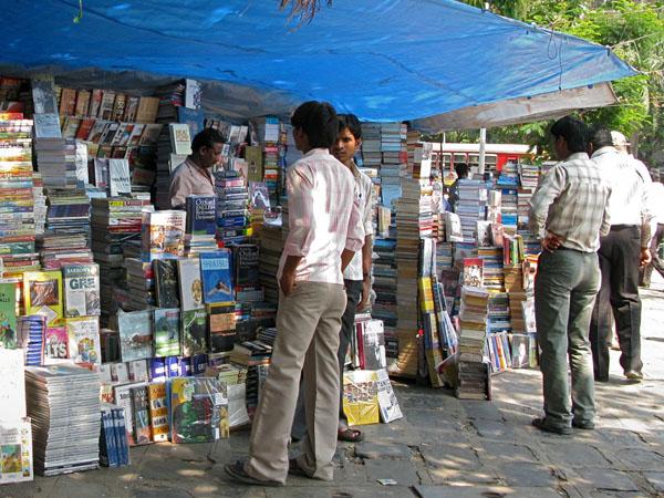 Mumbai Bookstalls