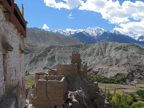 The Chamba Gompa in Basgo.