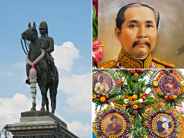 King Rama V Memorial in Bangkok