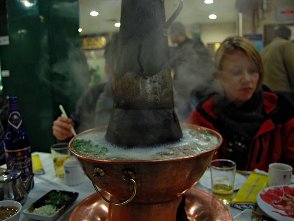 Beijing Thanksgiving Hot Pot