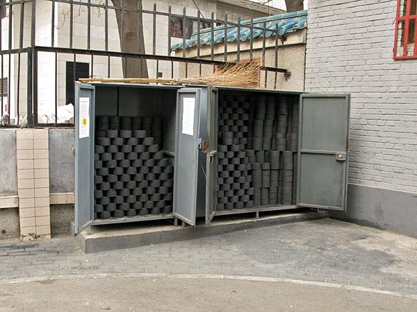 Neighborhood Fuel Storage