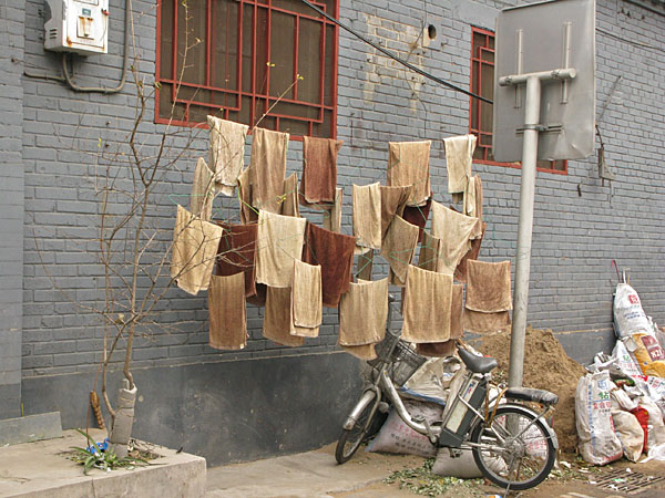 Beauty Shop Laundry