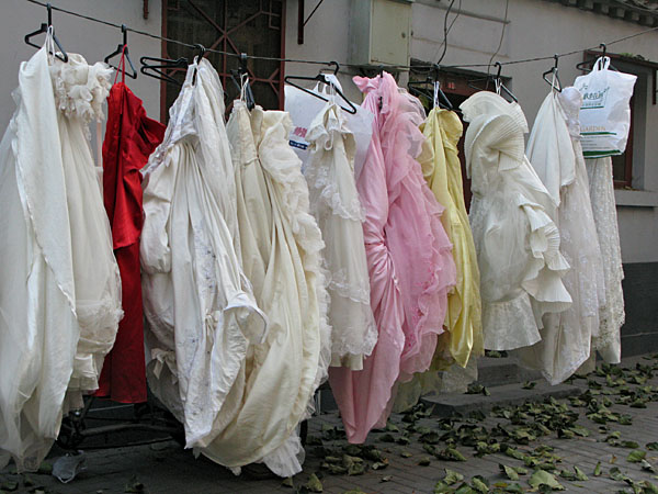 Dry Cleaning for Gowns