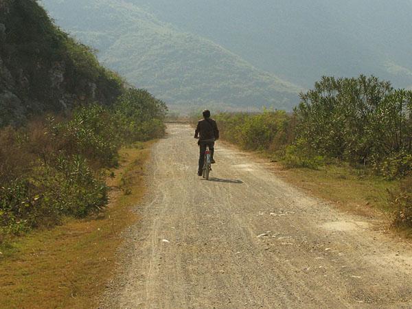 Nik leads the way