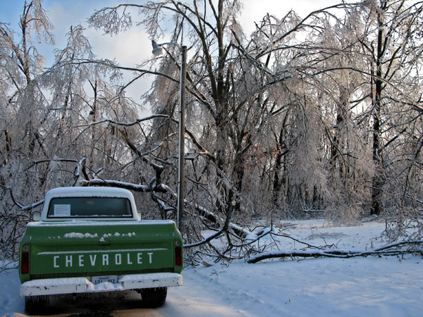 The Chevrolet