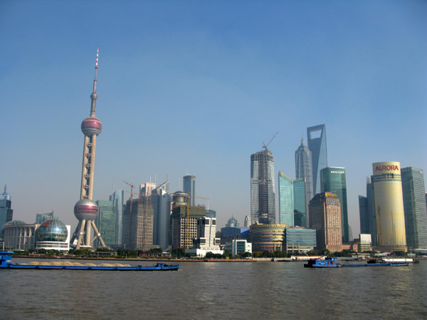 Pudong, Shanghai, China