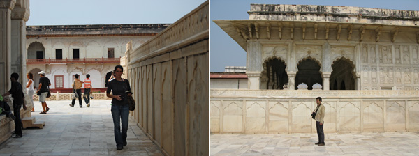 Agra Fort 2008
