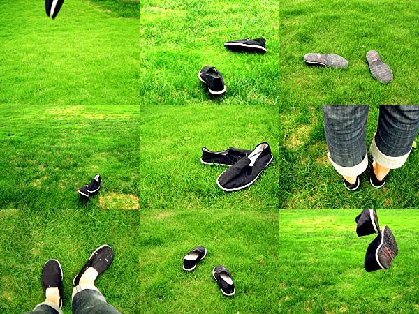 Potting Shoes
