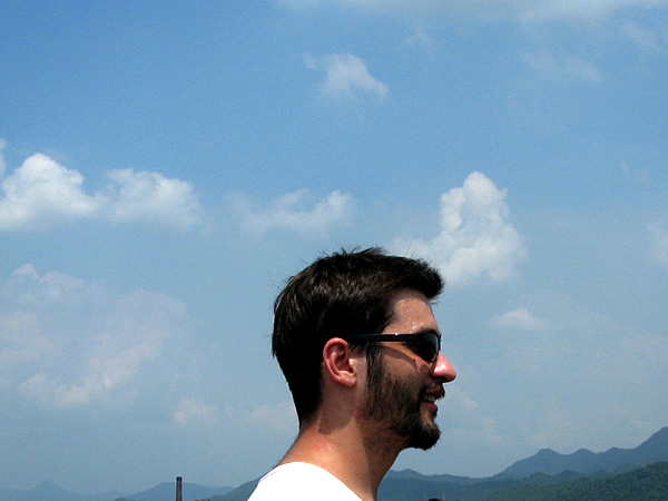 Pattrick...our unoffical guide to Jingdezhen!