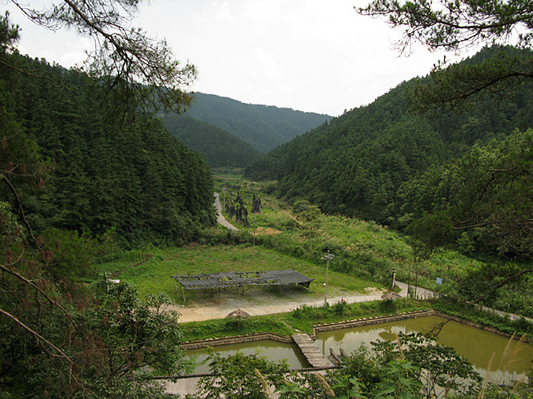 The Sanbao countryside