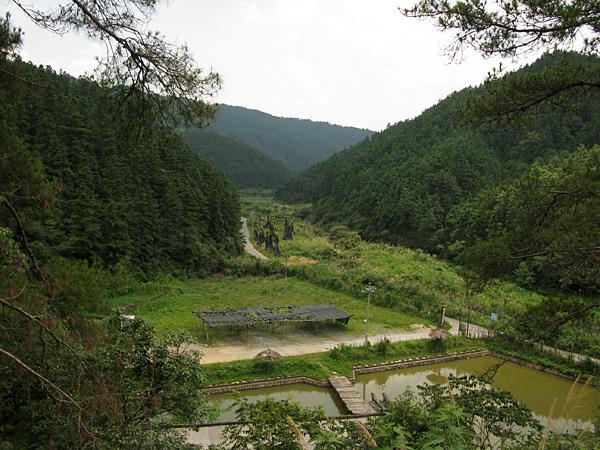 The Sanbao countryside