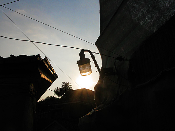 And street lamps. I have a thing for street lamps.