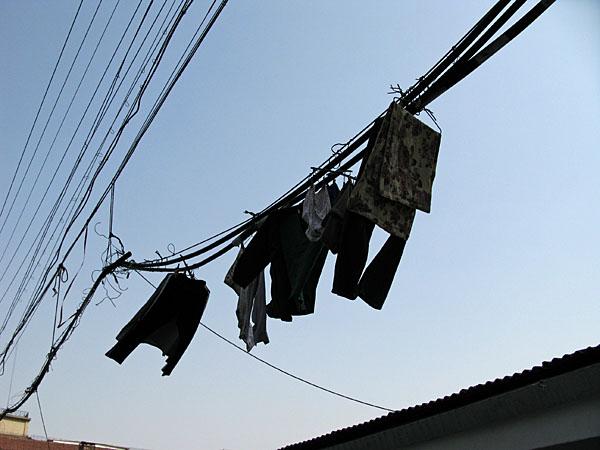 Saturday Laundry
