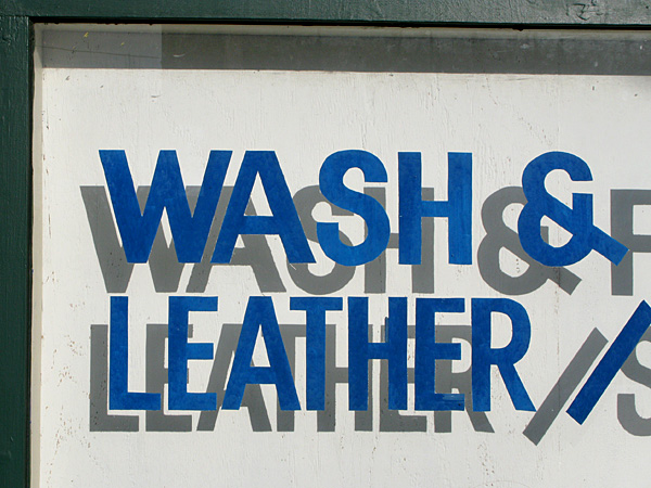 Wash & Dry | Leather/Suede