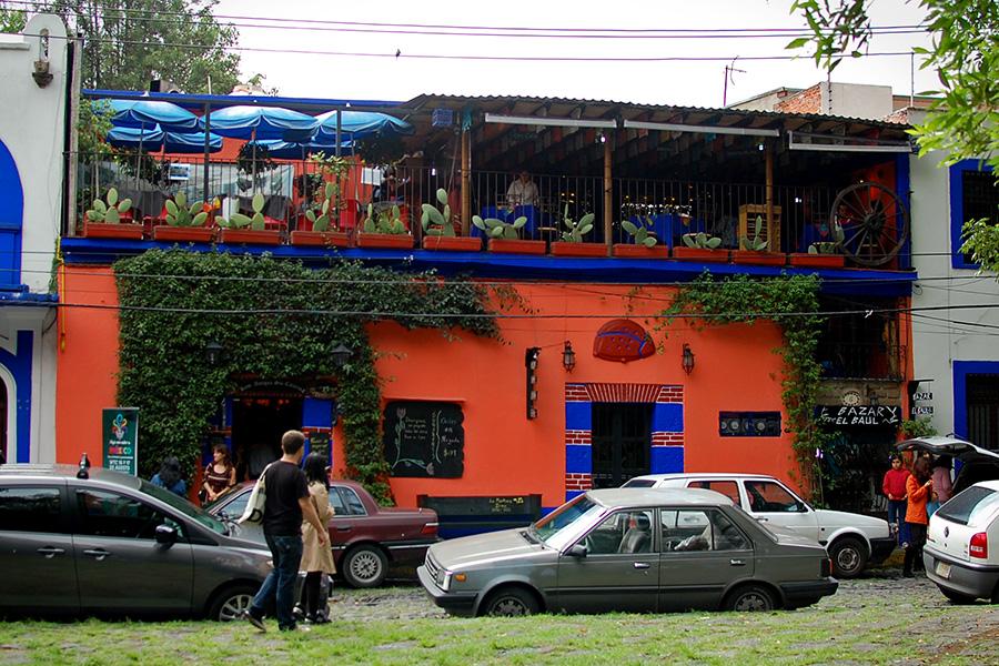 Park Side Restaurant