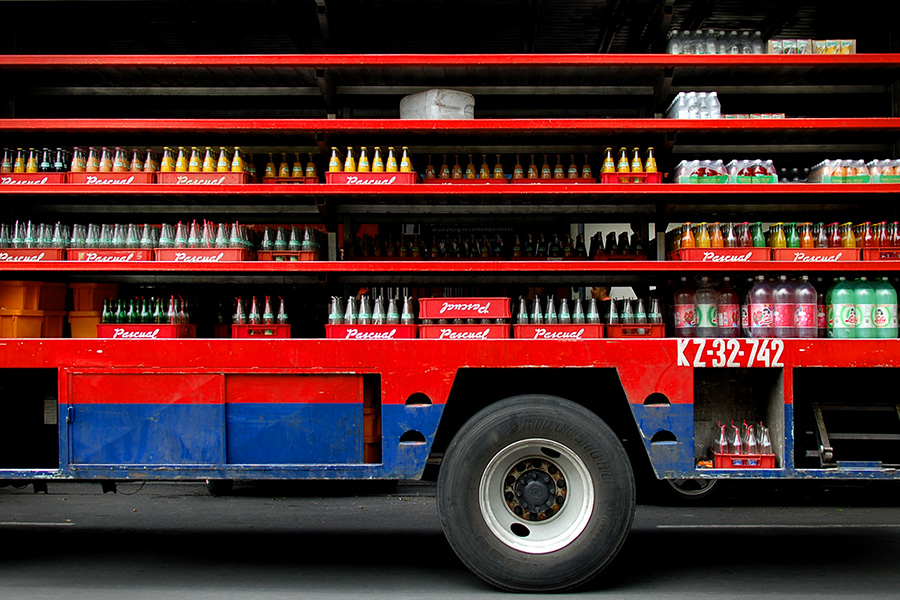 Beverage Truck