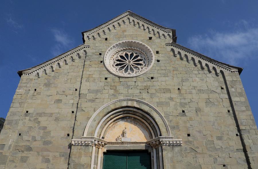 San Pietro Church, Corniglia