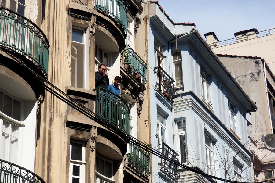 Smoking Balconies