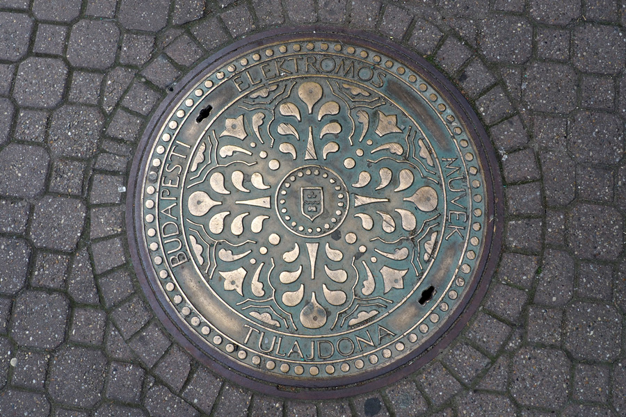 Manhole covers with class