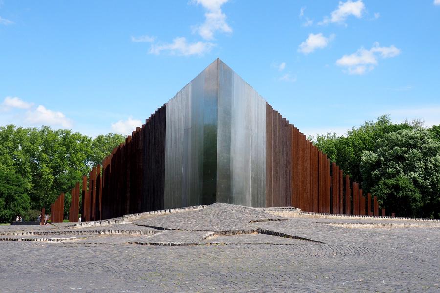 1956 Memorial in City Park