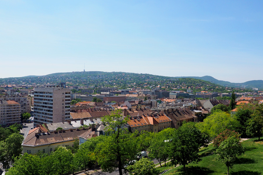 Northern Budapest