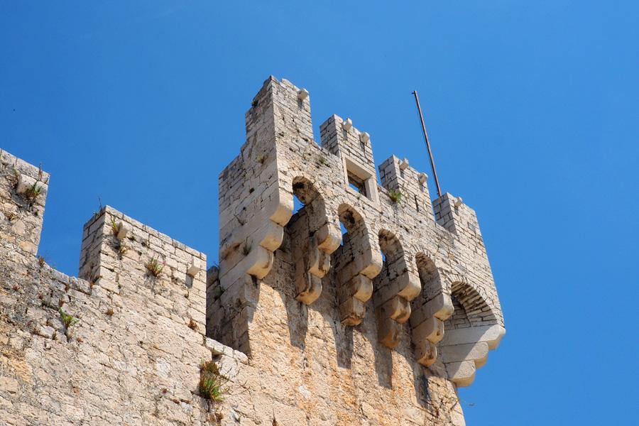 Trogir - Tvrđava Kamerlengo