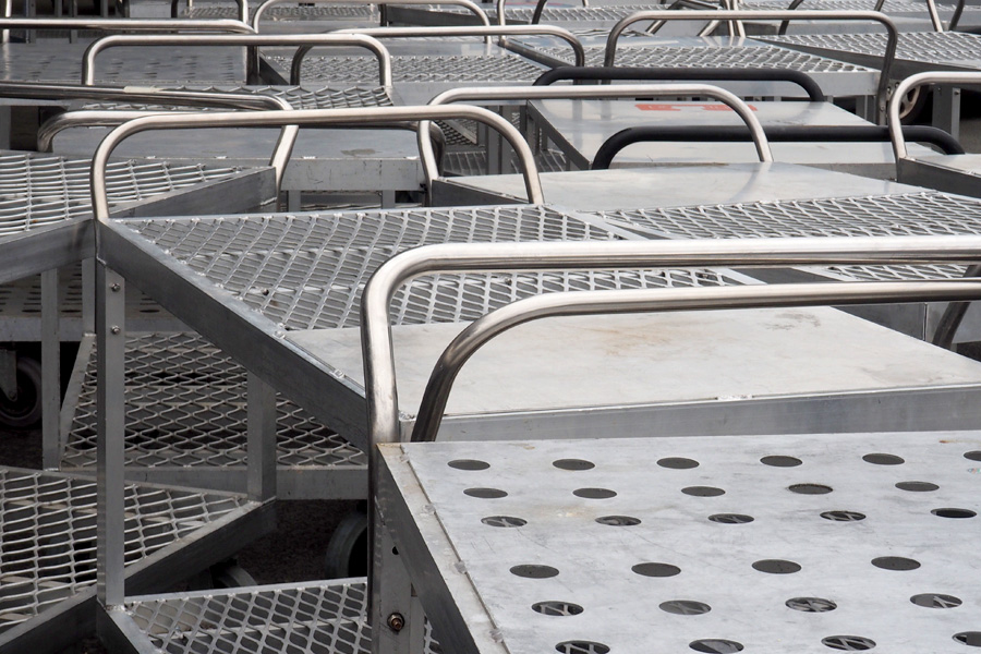 Wholesale shopping carts