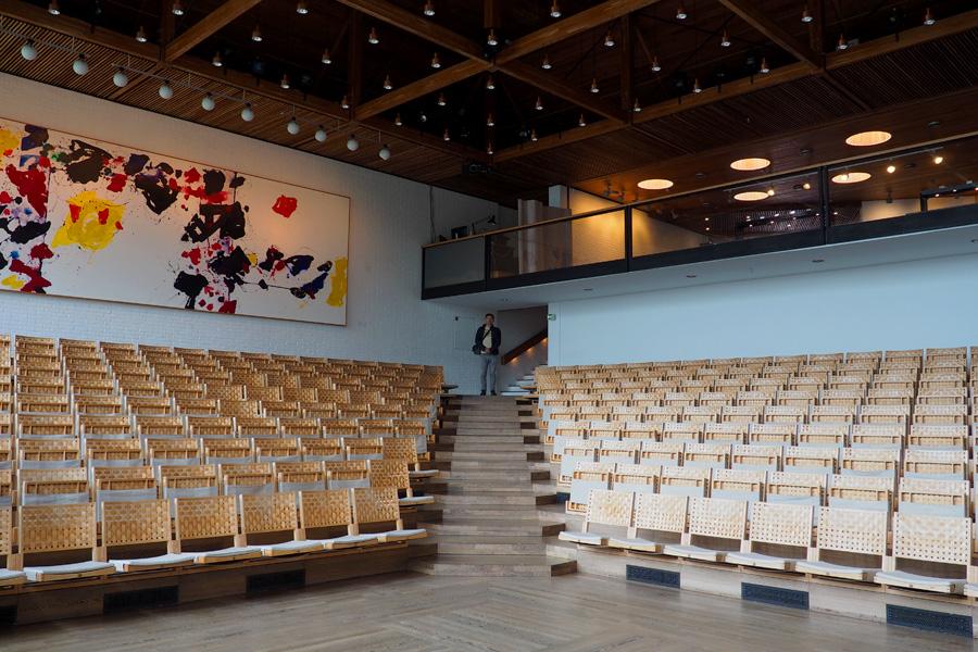 Mid Century Auditorium