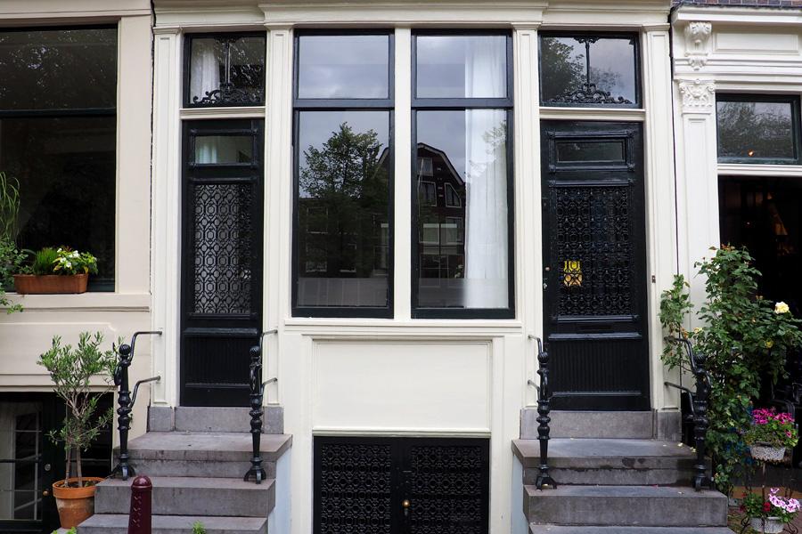 Amsterdam Entry #1-2