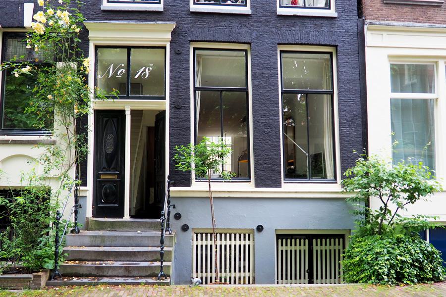 Amsterdam Entry #10-11