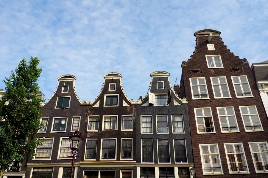 The Amsterdam Neck Gables