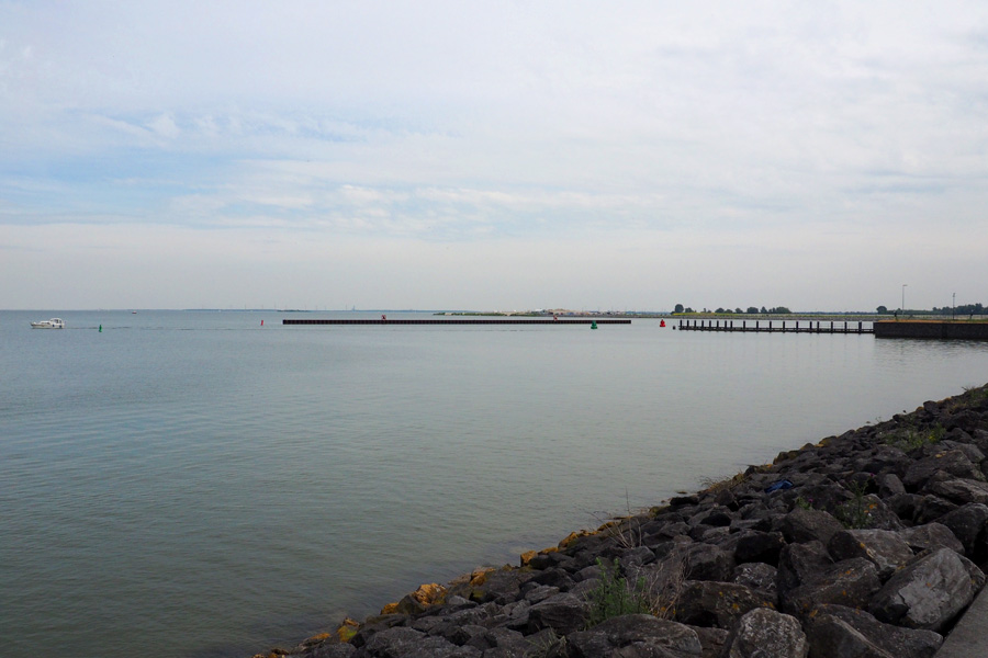 The IJmeer Lake