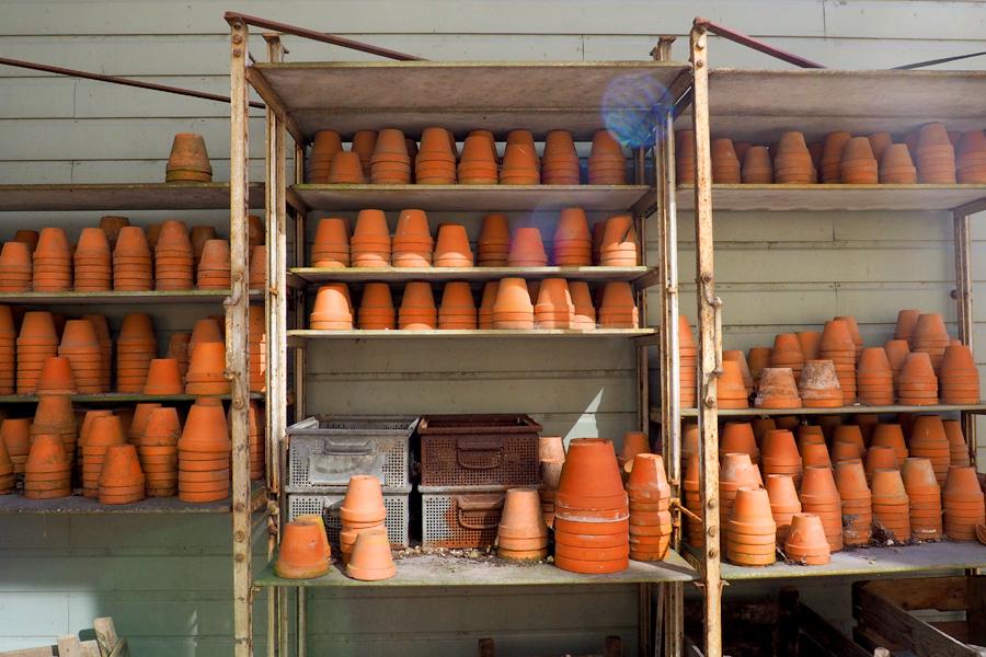 Gardener's Shelf