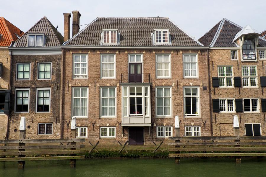 Dordrecht Canal House